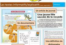 texte en français