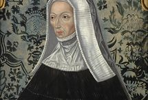 Tudor Women & History / Tudor Hx: Swynford to Tudors; offspring (Margaret + Mary); relation to Lady Jane Grey / by Anne Weaver
