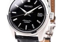 Seiko Watches / Seiko watches come in numerous classic as well as new designs and can easily fit into anyone's lifestyle, whether you are a sportsman, business man, working in an office or do just about anything for a living.