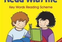 Ladybird Books / Uses the Key Words method of learning to read. In this series Tom and Kate are the main characters and new vocabulary is introduced more rapidly in a fresh, modern style. Uses the 'look and say' approach to learning to read. Pronunciation and meaning are developed through regular introduction and repetition of essential key words. Practice and Play activity books reinforce the first six graded readers.