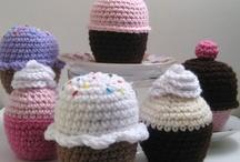 Crocheted Stuff / Crochet items including Amigurumi