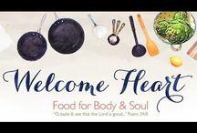 Heart and Home - Faith, Food and Hospitality Writers