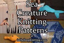Knit Toys