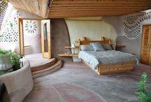 Earthship - Cob House