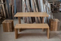 Tables...Be Inspired / Gather ideas and inspiration for your custom dining, coffee or side table.