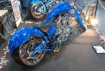 Custom bikes / by Dave Rademacher