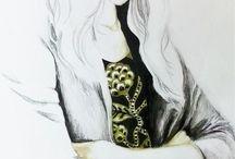 LP Ilustrations / Fashion Illustrations