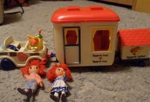 Toys I used to have / These are some toys I fondly remember. / by Leigh Anne White