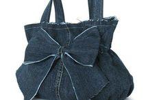 torebki jeansowe
