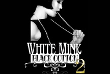 CD Artwork + SOUNDS!!! / Beautiful artwork from the White Mink : Black Cotton CD series of double albums featuring one side of Electro Swing vs another of vintage Speakeasy Jazz. Plus music from the same and other tracks of interest from our record label's Soundcloud page. Enjoy. x