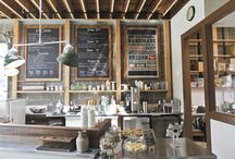 Cafe / restaurant interior
