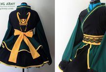 Loki / tom / marvel and mythology