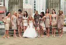 amigas de la novia
