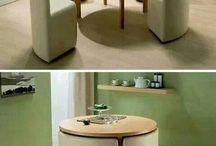 リゾートのイス・テーブル・ベッド