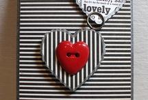 Valentine Card Ideas / by Monica Richardson