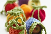 Crocheting and Knitting / Taking after the Grandmas and Aunts / by Lisa Albus Guess