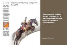 ERP zintegrowany system informatyczny