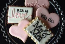 Svatební sušenky