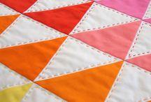 Patchwork - cot quilts