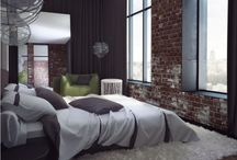 Bedrooms / different bedroom ideas / by Sharon Potuer