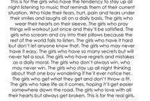 my life through words