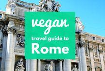 Travel as a Vegan
