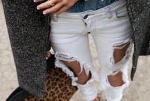 .outfit details. / Ideas for lasting touches to make an outfit complete.