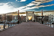 Amsterdam / I love the city live here!