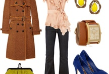 :) cute outfits!!! / by Kristi Barnes Willing