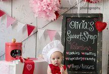 Valentine's day pics / by Kacey Myers