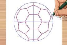 futbalový motív