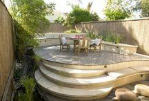 Gardens - Straight Steps