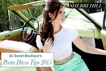 2015 Prom Dress Ideas / 2015 Prom Dress Ideas From Orlando's Sweetest Designer Gown Store! So Sweet Boutique! / by sosweetboutique.com