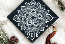 Grad Caps / by Becca K