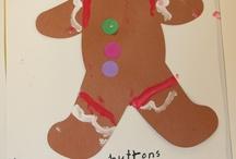 Gingerbread Man / by Jan StClair