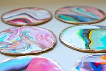 Crafts | Marbling Techniques