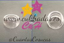 CuKHadas-Beautyshop Anillo DIY para Nail Art