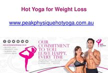 Hot Yoga for Weight Loss