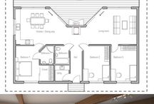 Home Floorplans and designs