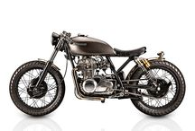 Proyecto Cafe Racer / Proyecto