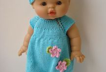 Oyuncak Bebek giysileri