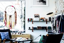 The Space / Photos of the shop located in the Germantown neighborhood of Nashville, TN.