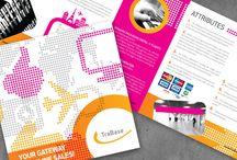 Brochures, publications