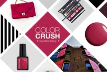 Color Crush - Barefoot Berry / Check out the SensatioNail gel color we're crushin' on this month... #ColorCrush / by SensatioNail