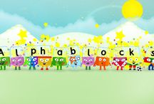 Alphablocks Games