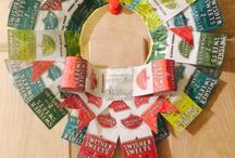 Swisher Sweet Reef / Christmas reef made out of Swisher Sweet packages