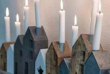 casitas ceramica