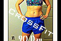 Workin on my fitness / by Laura Parsons