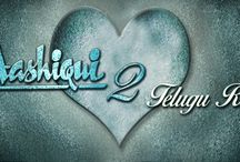 Intro of Aashiqui2 Telugu Remake / Telugu Remake of the Bollywood Blockbuster romantic film Aashiqui 2. Starring Bollywood heartthrob Sachiin Joshi and Nazia Hussain in the lead roles, it is directed by Jaya Ravindra produced by Bandla Ganesh under the banner Parmeswara Art Productions.