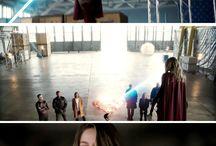 CW Superheroes Crossovers